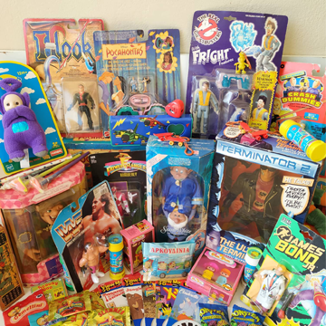 The Planet Of Vintage Toys