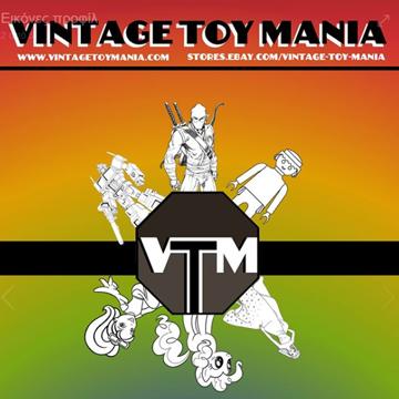 Vintage Toy Mania